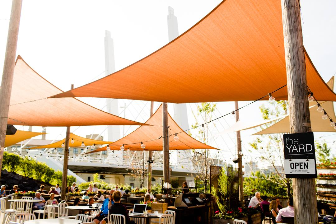 You voted for your favorite restaurant patios in Milwaukee. Here are the results.