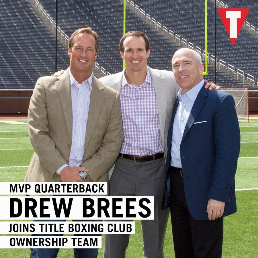 Our new teammate @drewbrees and all of us at TITLE want to see you succeed in health and in life. #doitfordrew https://t.co/otdIdyBSBQ
