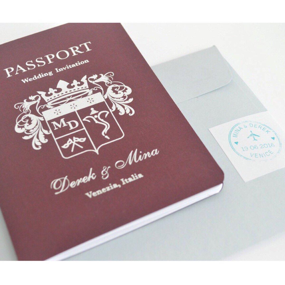 passportinvitation hashtag on Twitter
