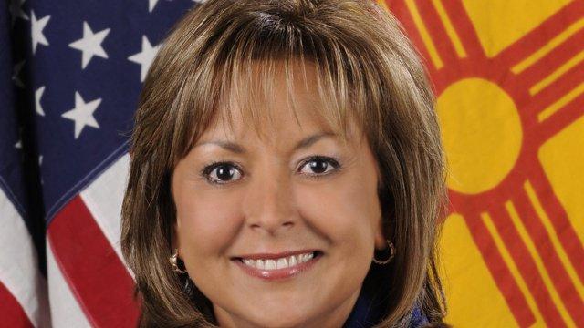 New Mexico governor hits back at Trump
