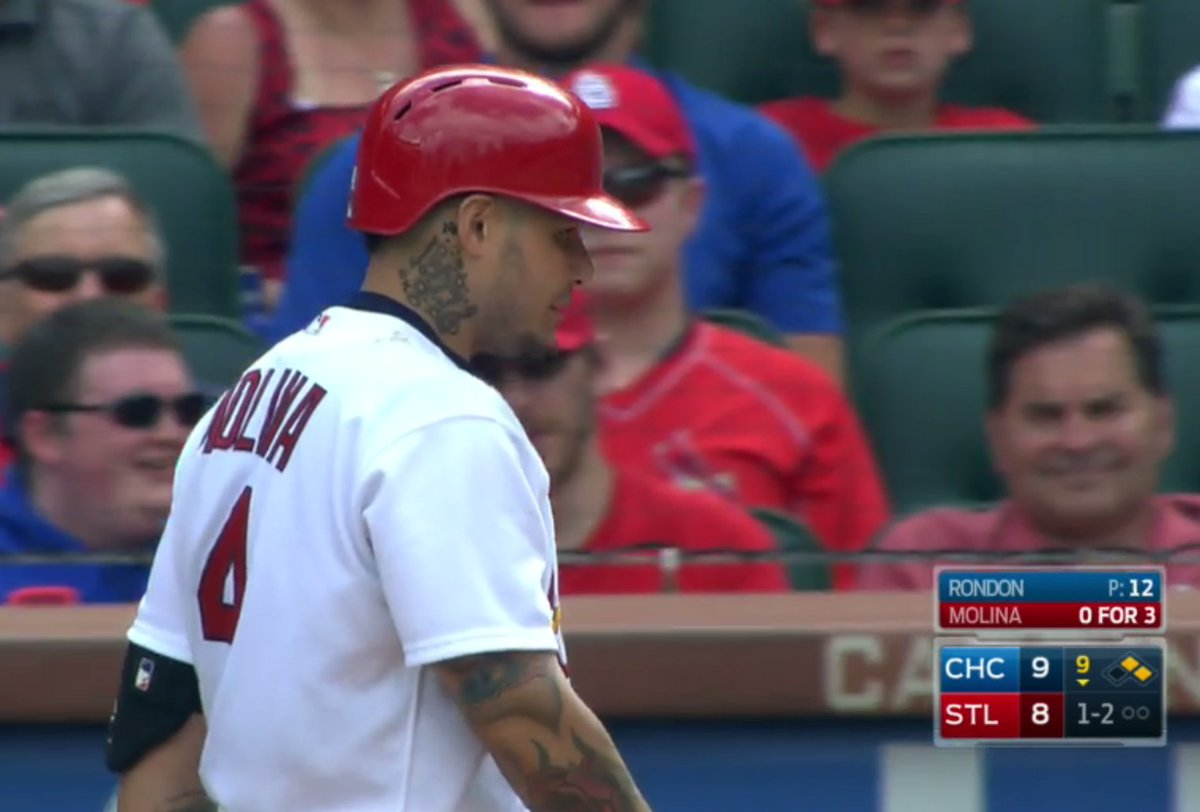 cespedes family bbq on whoa how long has yadi had this cespedes family bbq on whoa how long has yadi had this other neck tattoo thing looks like a diagram for a fuse box or something