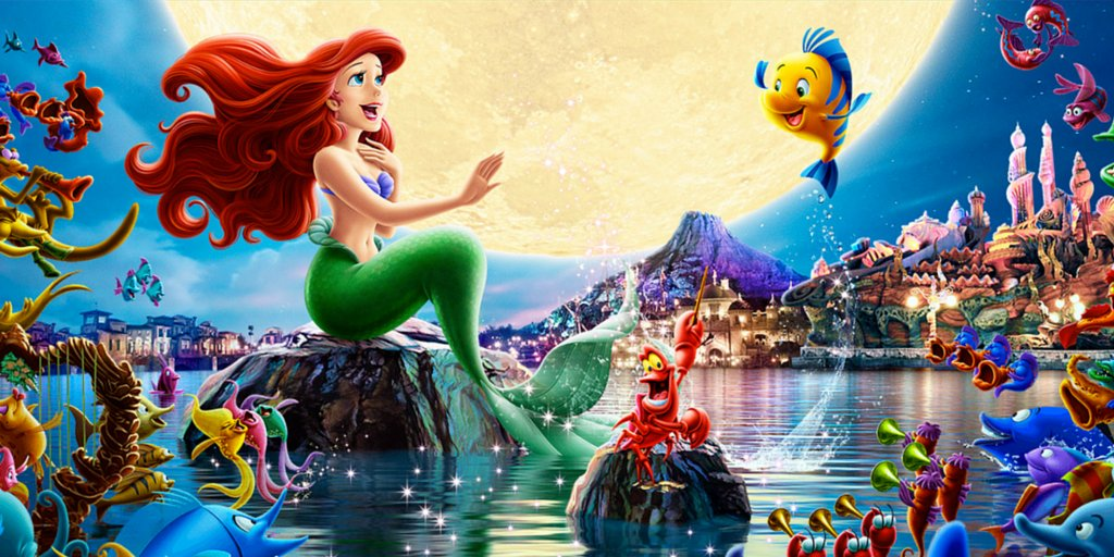 Disney Considering Live-Action The Little Mermaid Movie 1