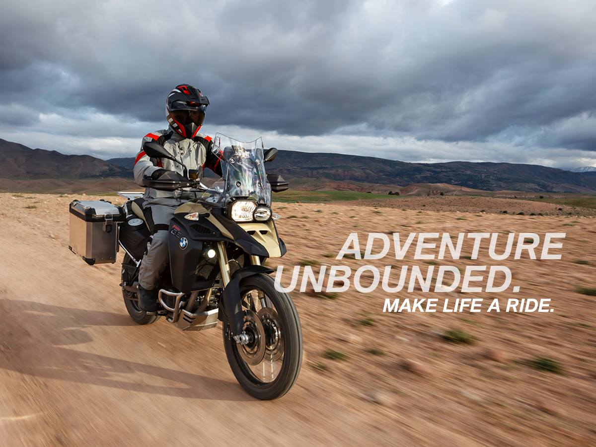 The tank is full. It's your move. #MakeLifeARide #F800GSAdventure pic.twitter.com/woLFKAEQJO
