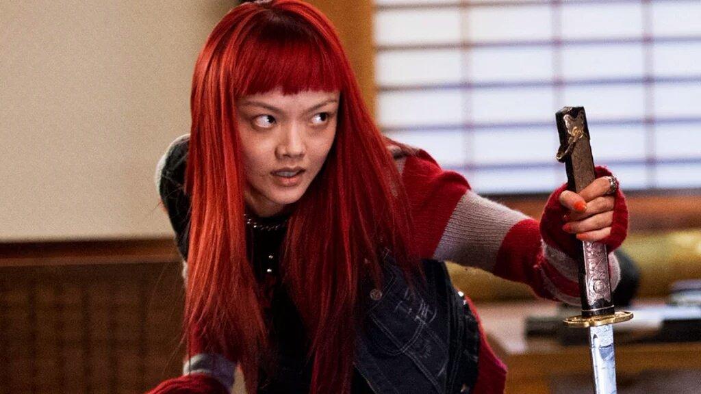 Rila Fukushima Cast In Ghost in the Shell 2