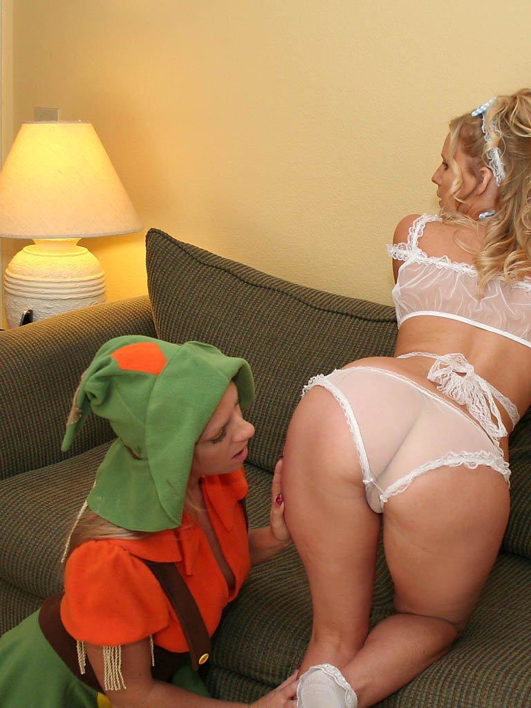 Panty Stuffed Pussy Video 22
