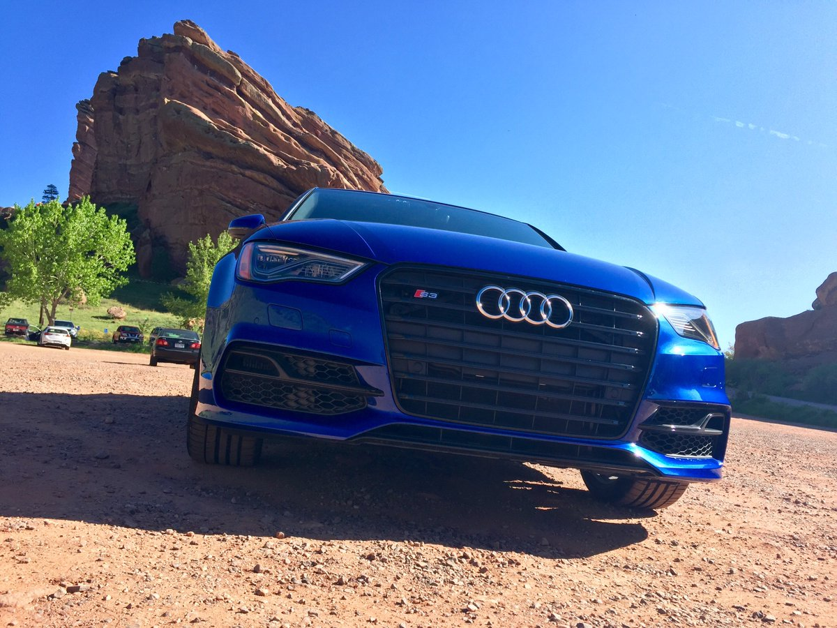 Had some fun last weekend in my @Audi #S3 https://t.co/a71DgvXZA3