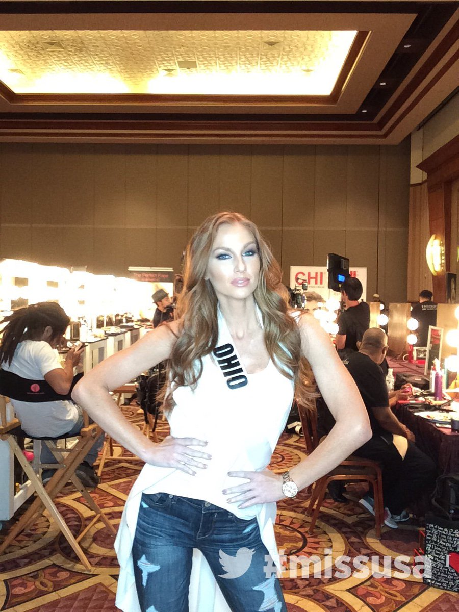 Road to Miss USA 2016 @ Las Vegas, Nevada on June 5 - Page 3 CjWL3OOVEAE3fxO