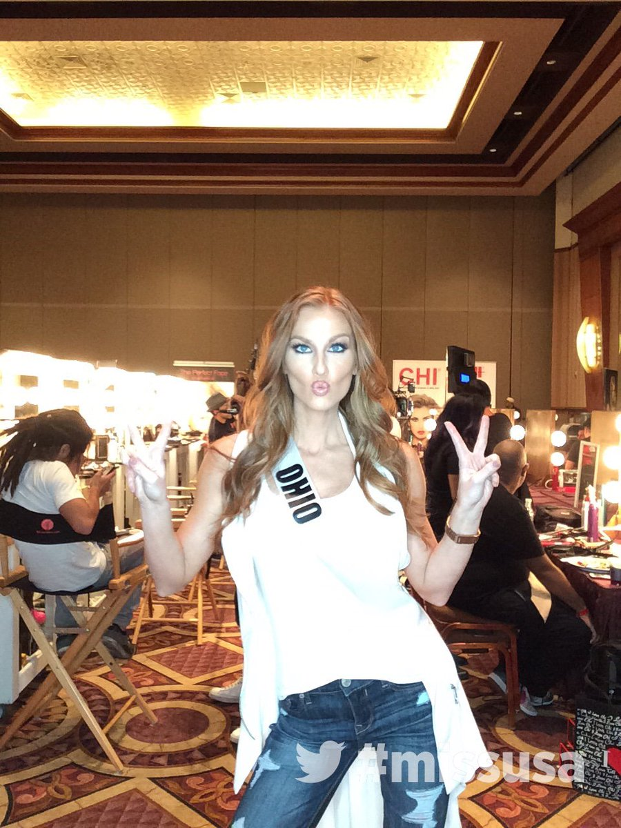 Road to Miss USA 2016 @ Las Vegas, Nevada on June 5 - Page 3 CjWL3u8UgAACS9w