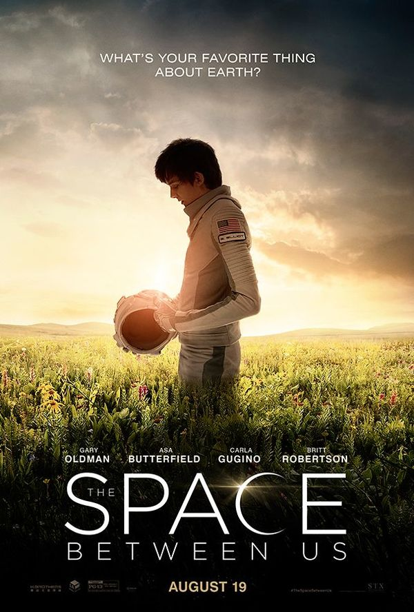 The Space Between Us Trailer Featuring Asa Butterfield 2