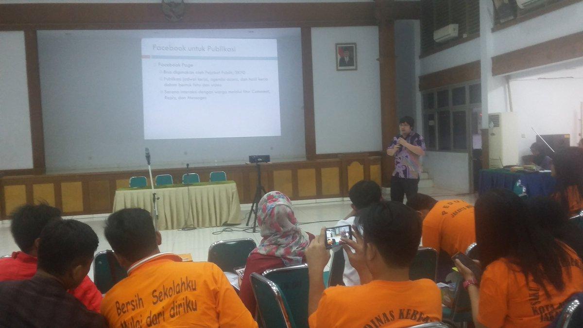 #KerjaMerdeka Siap Siap 17 an di DKI Jakarta Indonesia Raya