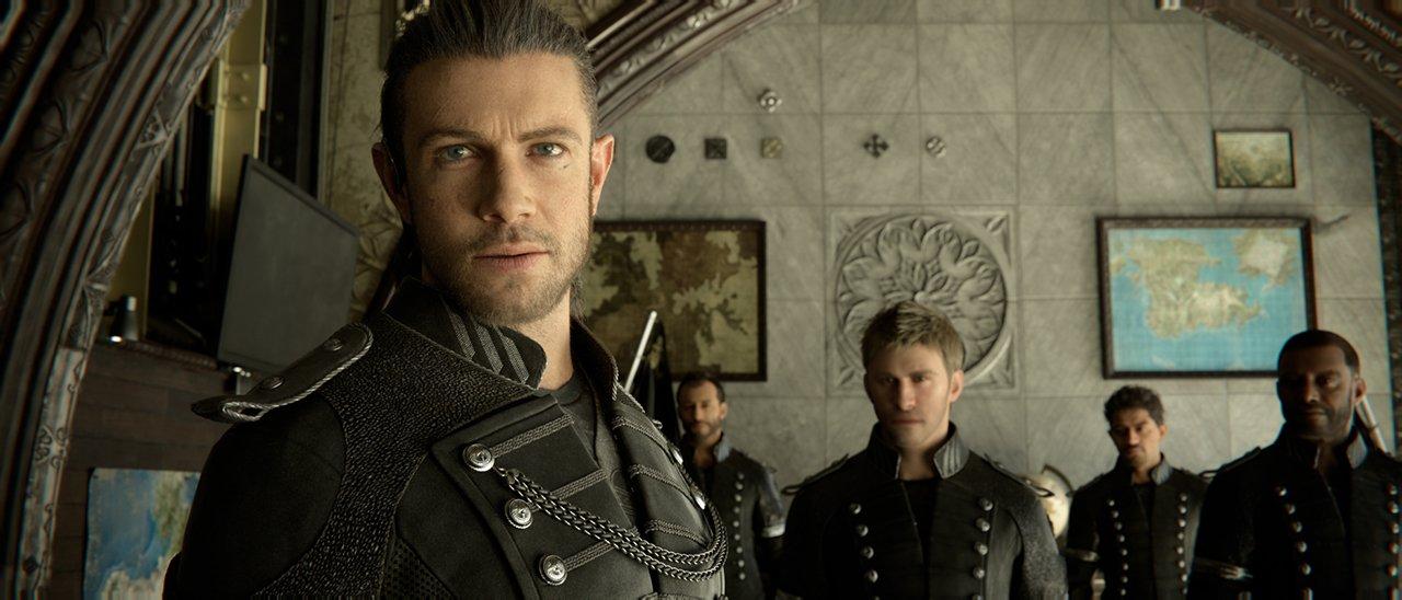 Kingsglaive: Final Fantasy XV Cast Detailed 8