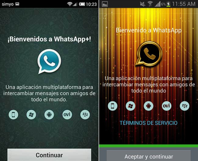 #Whatsapp oro regresa para robar la información de tu móvil https://t.co/GzUmOc4cko https://t.co/jysQ0e8UrZ
