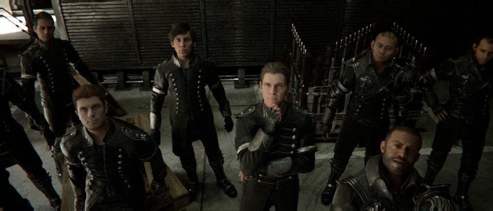 Kingsglaive: Final Fantasy XV Cast Detailed 7