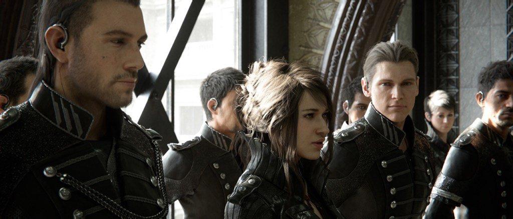 Kingsglaive: Final Fantasy XV Cast Detailed 10