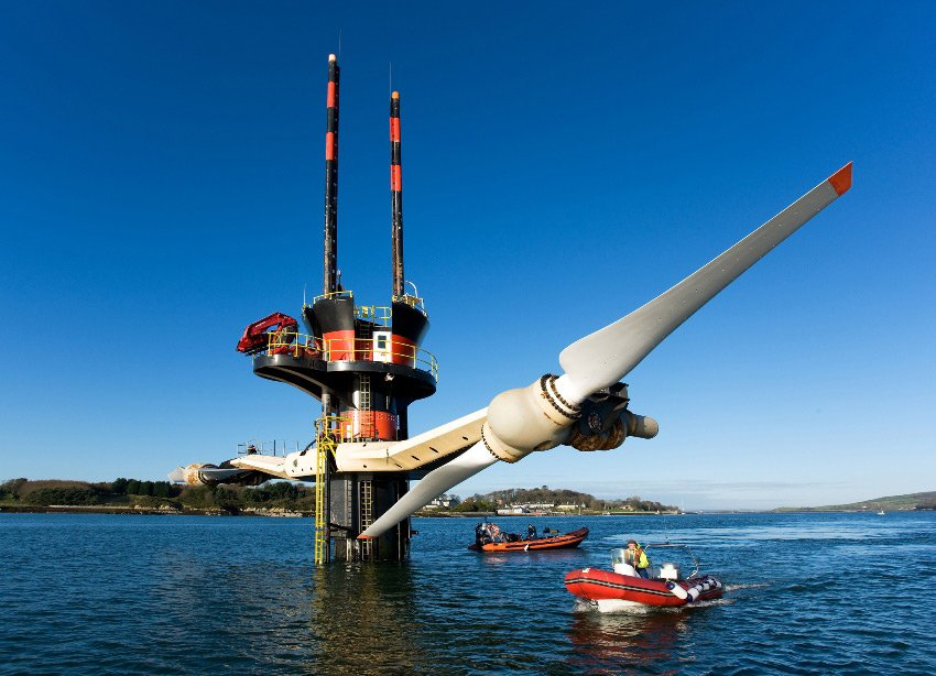 Image result for seagen decommissioning bbc