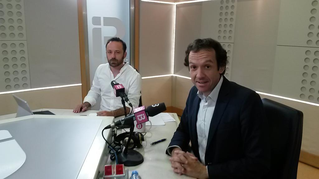 Pons advierte que el autoconsumo no basta para llegar al 20% de producción de energía renovable en el 2020