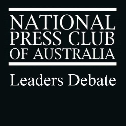 Leaders Debate confirmed for 7.30pm Sunday 29 May.  Details can be found at https://t.co/xHTmfUIb3G  #NPC  #AusVotes https://t.co/NmN5PeQ7Rp