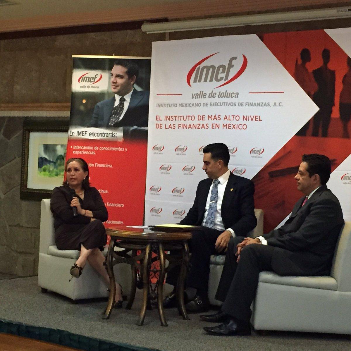 Reunión @IMEFOficial sobre potencial de crecimiento del Edomex y la vinculación para consolidar negocios exitosos. https://t.co/MzE2XeSvaT