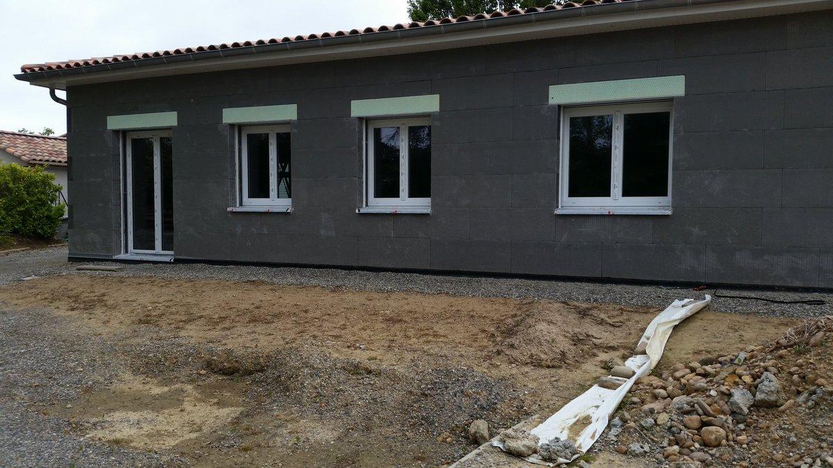 maison passive toulouse elegant maison passive secteur. Black Bedroom Furniture Sets. Home Design Ideas