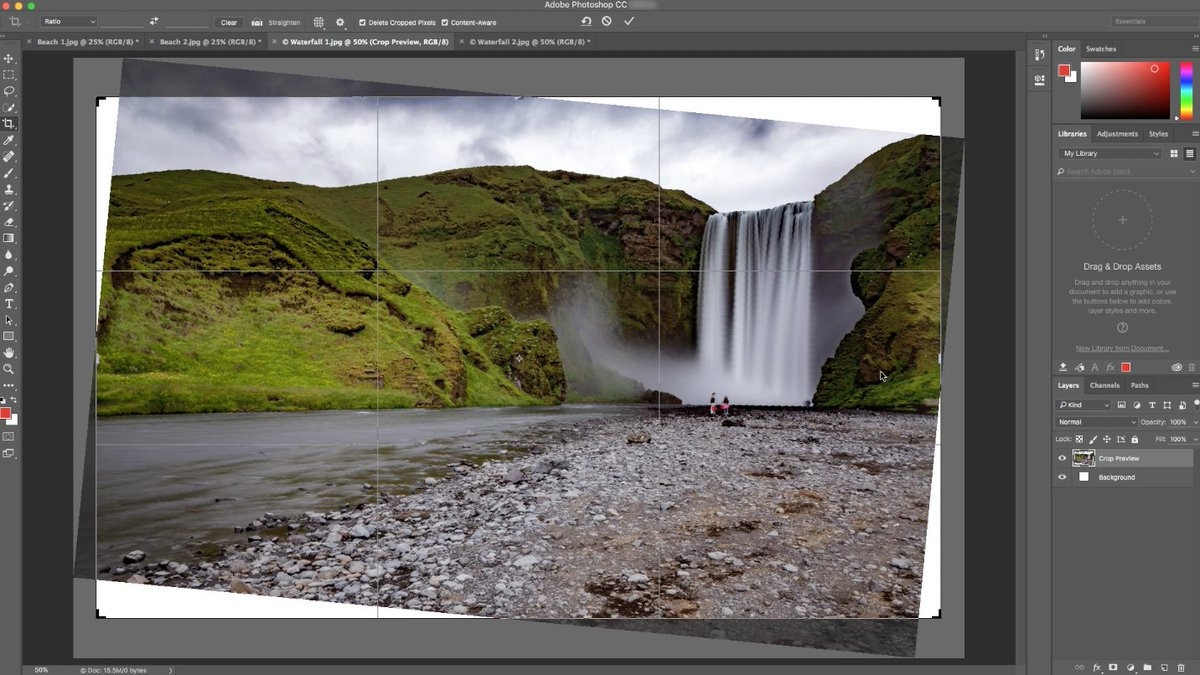 It's here! See the new Content-Aware Crop feature, coming soon to Photoshop CC: https://t.co/d2xLQbfDkg https://t.co/ofxCdkrFmg