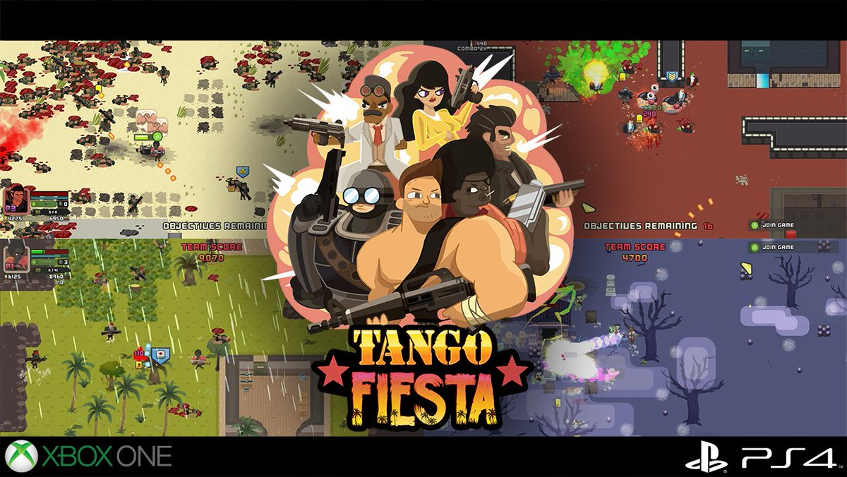 MEGA HAPPY to announce that Tango Fiesta is coming to #XboxOne & #PS4 this year  thanks to @MergeGamesLtd https://t.co/YqJhzJqw7X