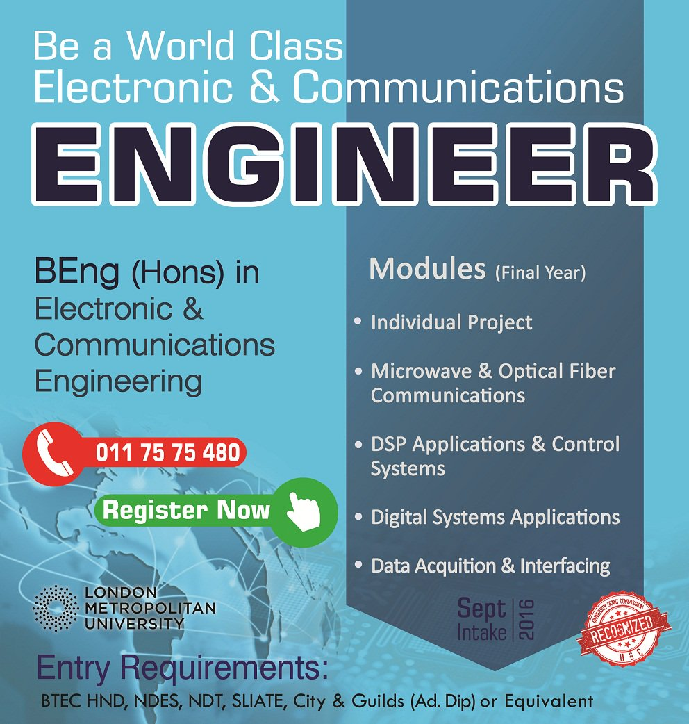 Application letter electronics communication engineering