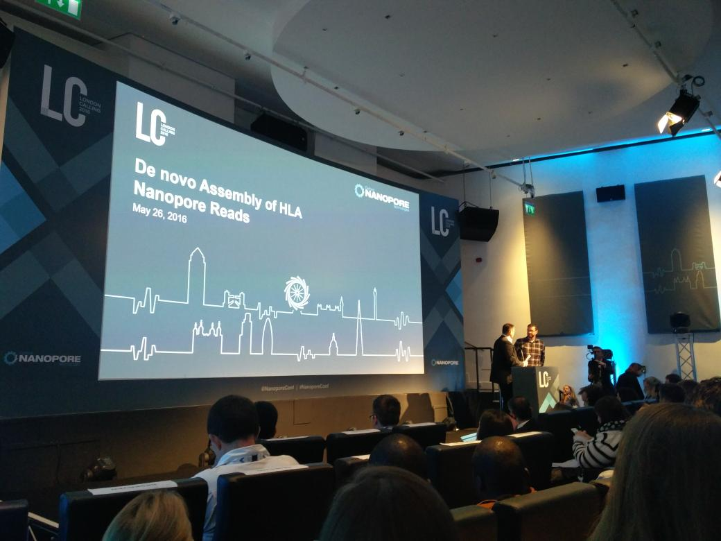 #nanoporeconf Very nice HLA presentation by Ben. https://t.co/OuUausPTl0