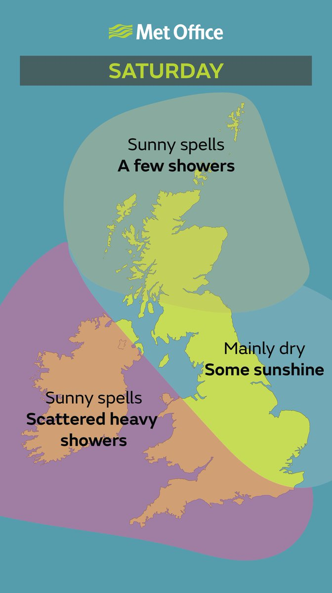 Will the #bankholidayweekend stay dry or will it be a washout? Here's the latest #forecast