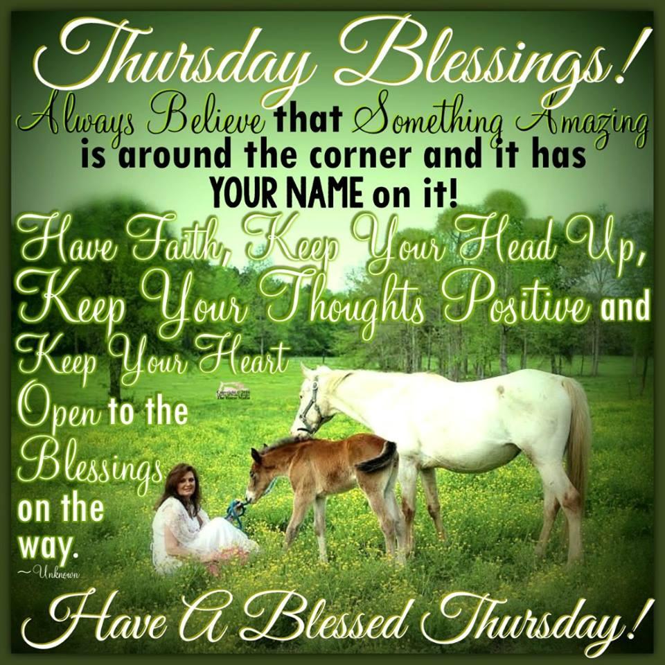 Image result for thursday blessings