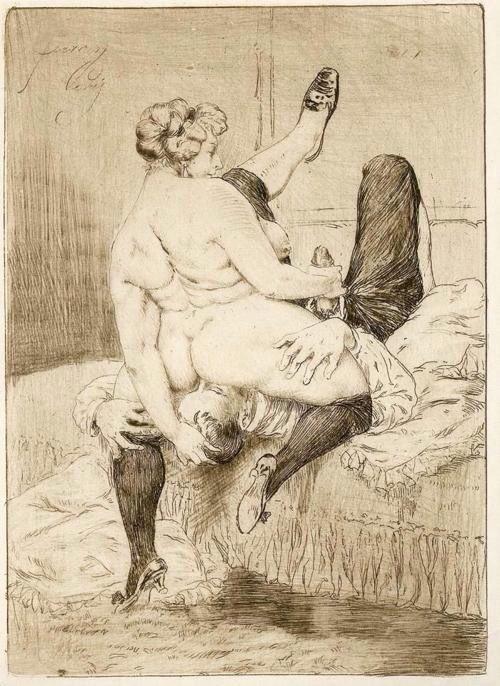 рисунки секса стариные орального
