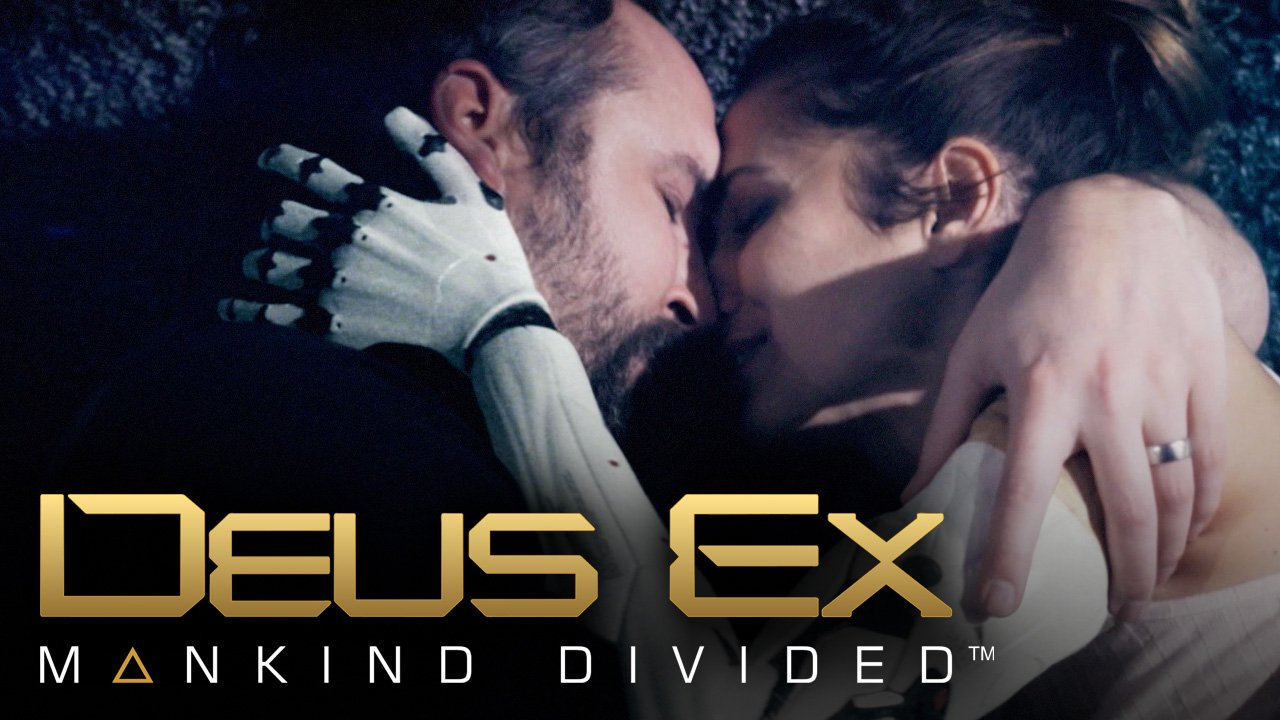 Deus Ex: Mankind Divided - 'The Mechanical Apartheid' Live Action Trailer 1