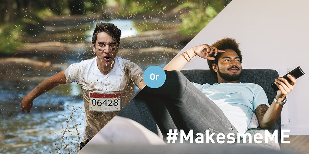 Love going out or chilling & taking it easy? Share what makes you You with #MakesmeME for a chance to win https://t.co/2tCoYCmemk