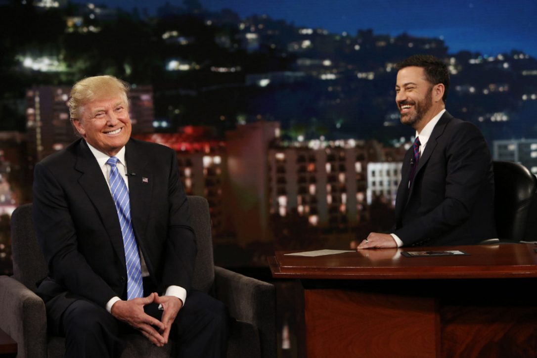 The Weeknd and Belly cancel Jimmy Kimmel appearance over Donald Trump.