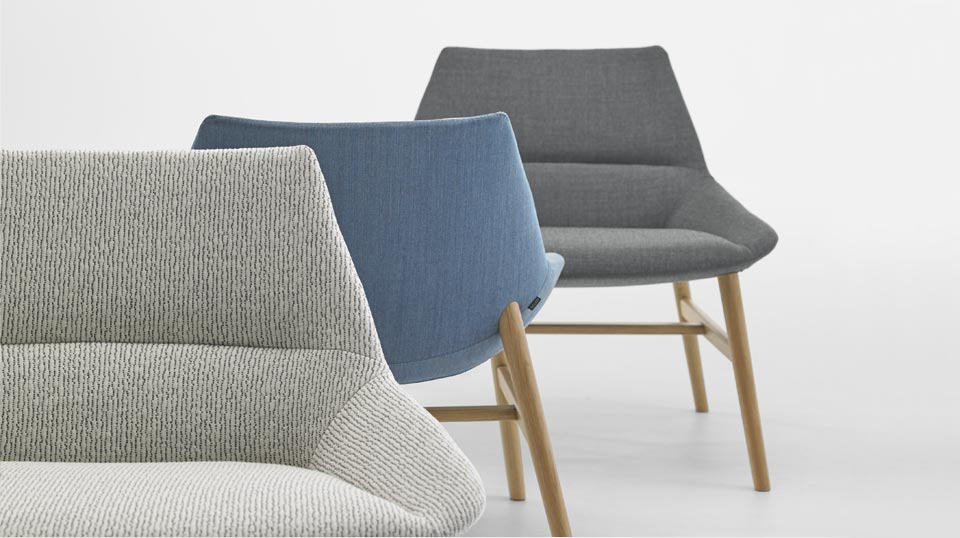 New additions to the Dunas collection coming very soon at Sandler Seating! #Hospitality #Design #Furniture
