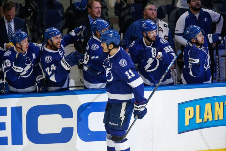 Lightning calm, confident about Game 7 at Penguins