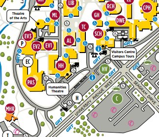 University Of Waterloo Campus Map UWaterloo SAF on Twitter: