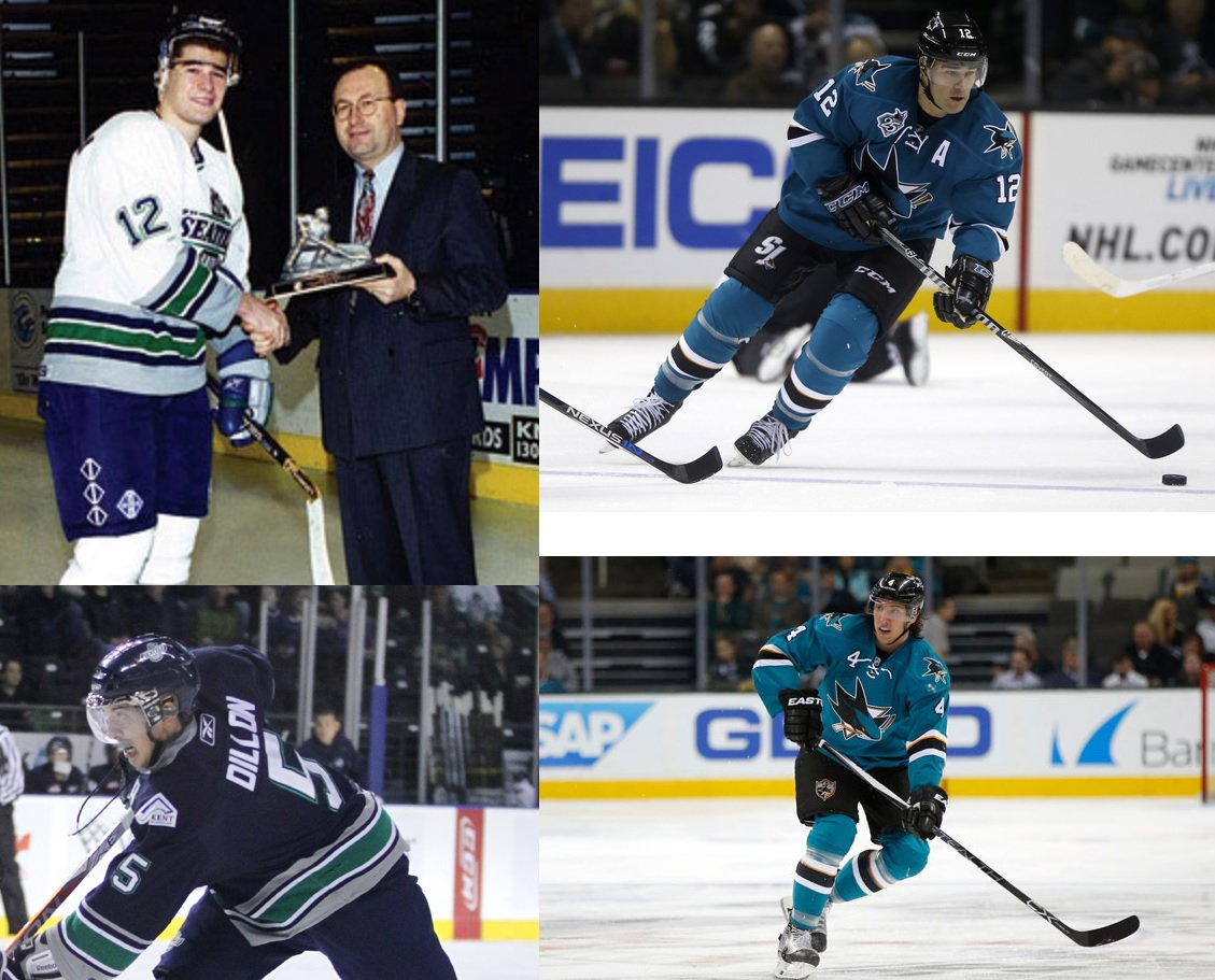 CONGRATS on getting to the #StanleyCupFinals, @SeattleTBirds alums Patrick Marleau+Brenden Dillon! Good luck! #WHL https://t.co/D8KqrsWhyN