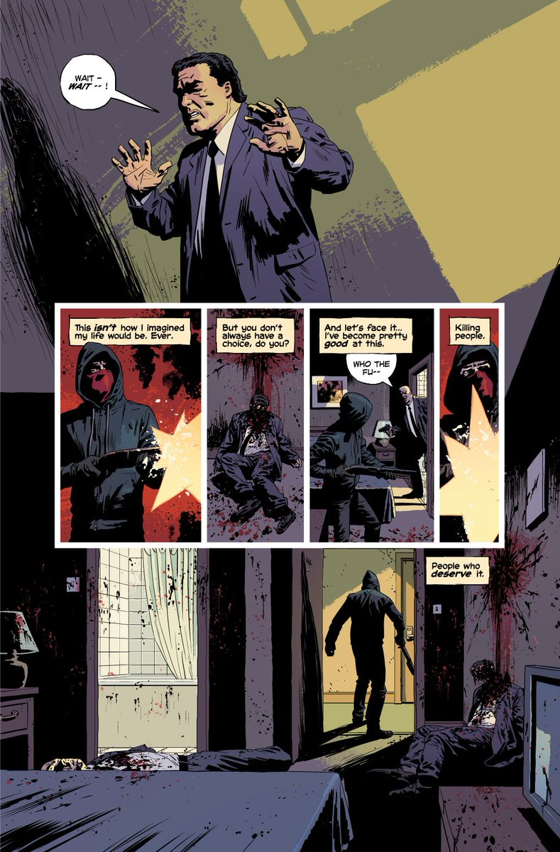 The first six pages of Kill Or Be Killed is now up on my blog too... https://t.co/ope4v0aGSF https://t.co/pcgXFGITpf
