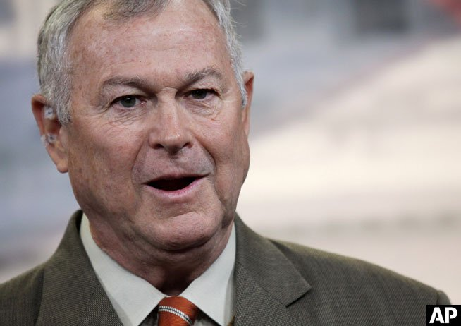 This is the first U.S. congressman to say he's using cannabis while in office