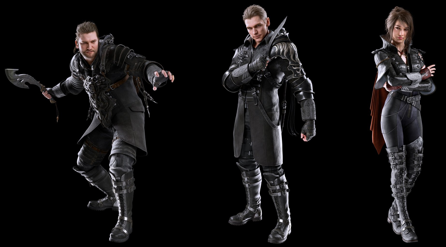 Kingsglaive: Final Fantasy XV Cast Detailed 2