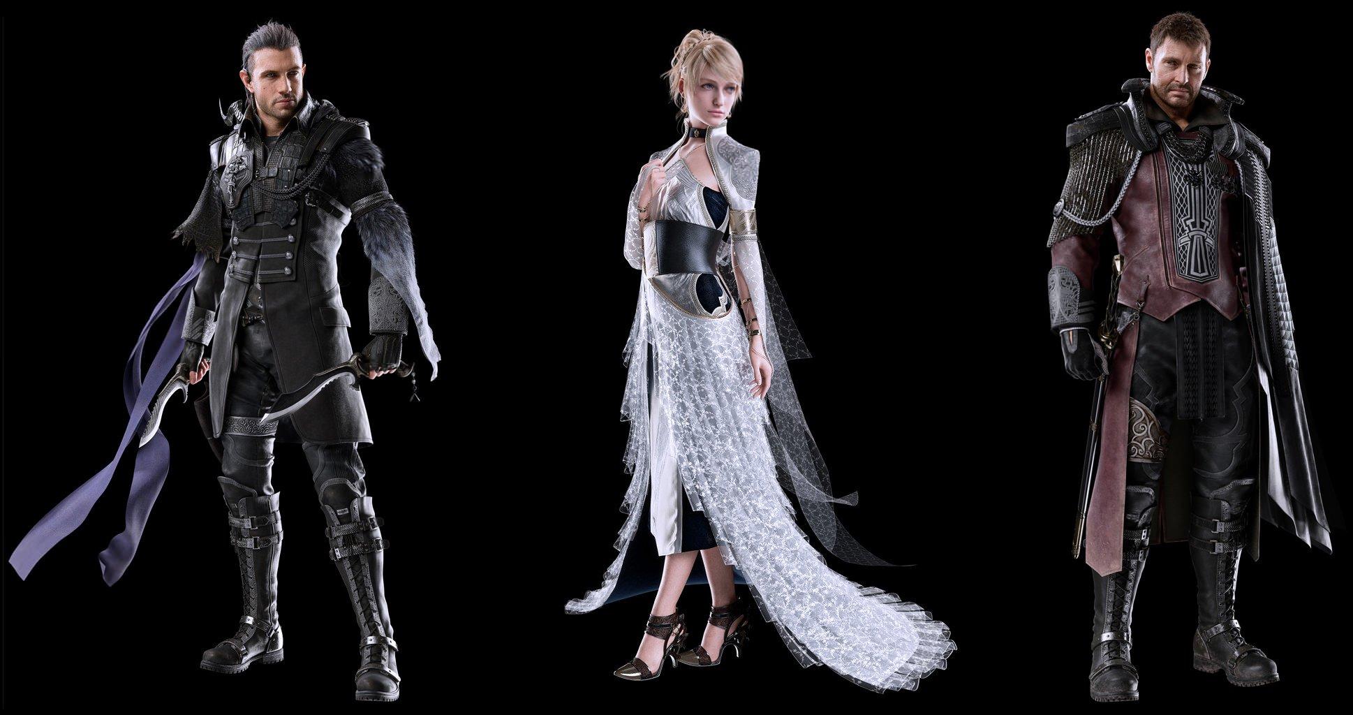 Kingsglaive: Final Fantasy XV Cast Detailed 1