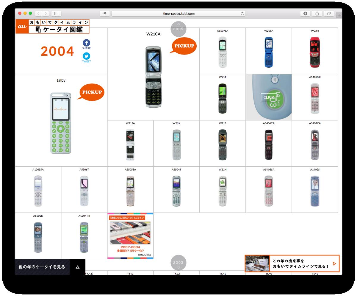 日本KDDI公開了「auケータイ図鑑」這個網站,收錄了近30年來所有au的手機設計,有興趣的人可以去懷古一下~  https://t.co/KzMhxKoVTR https://t.co/0IwtDDtyzF