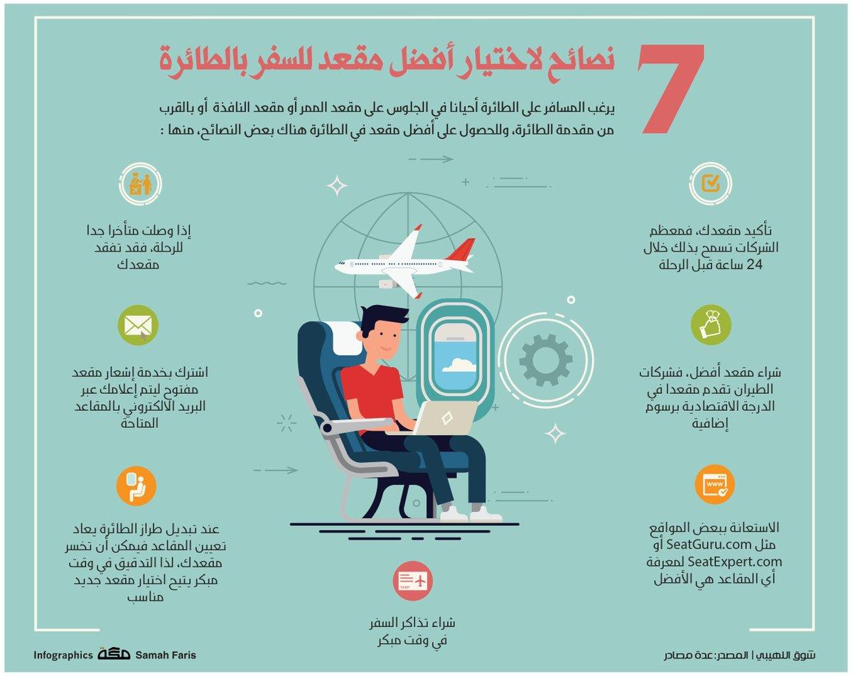 7 نصائح لاختيار أفضل مقعد للسفر بالطائرة CjZJBPfXIAQl3p1