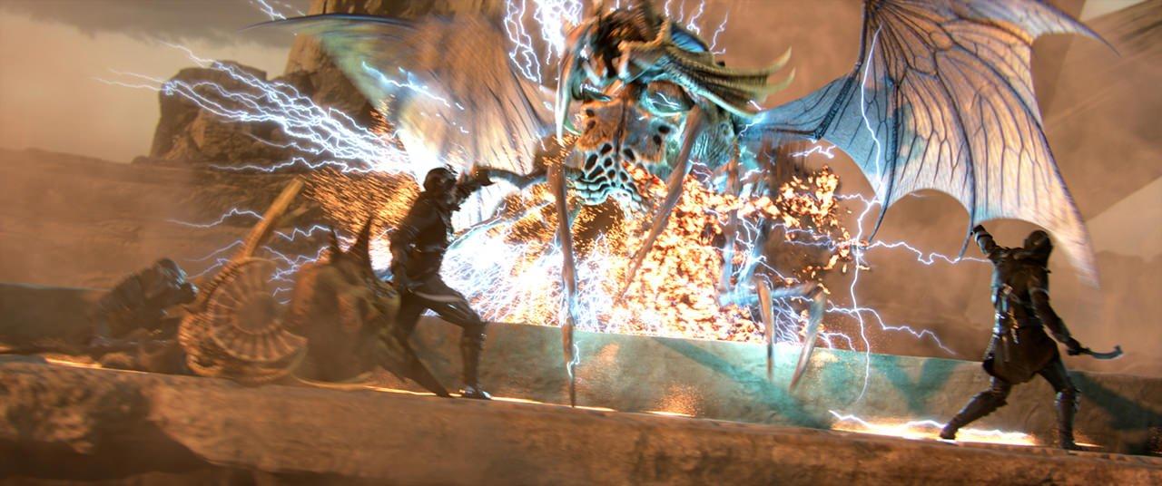 Kingsglaive: Final Fantasy XV Cast Detailed 3