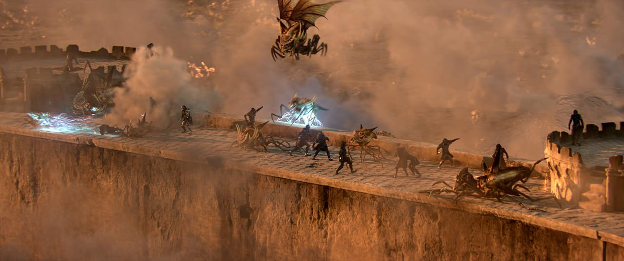 Kingsglaive: Final Fantasy XV Cast Detailed 4