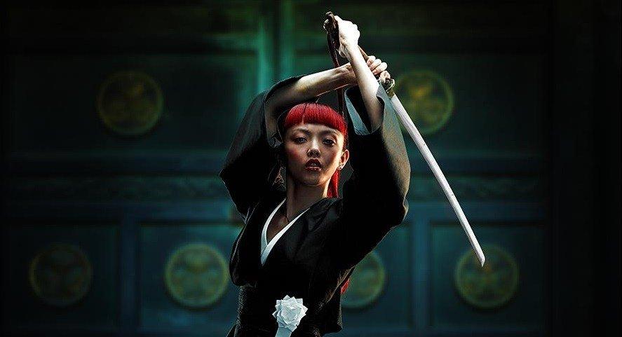 Rila Fukushima Cast In Ghost in the Shell 1