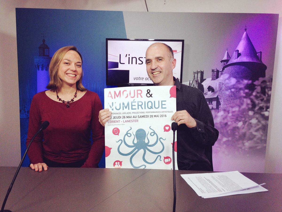 On va causer du Forum #AmourNum 🐙 sur @TebeSud ! #soon https://t.co/aD9ClJQ8Ax