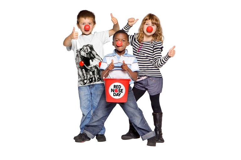Are you supporting #RedNoseDay? Donate with @Paypal & they will add an extra 1% https://t.co/9Dgn0SH2Qf https://t.co/K4sajHEpD7
