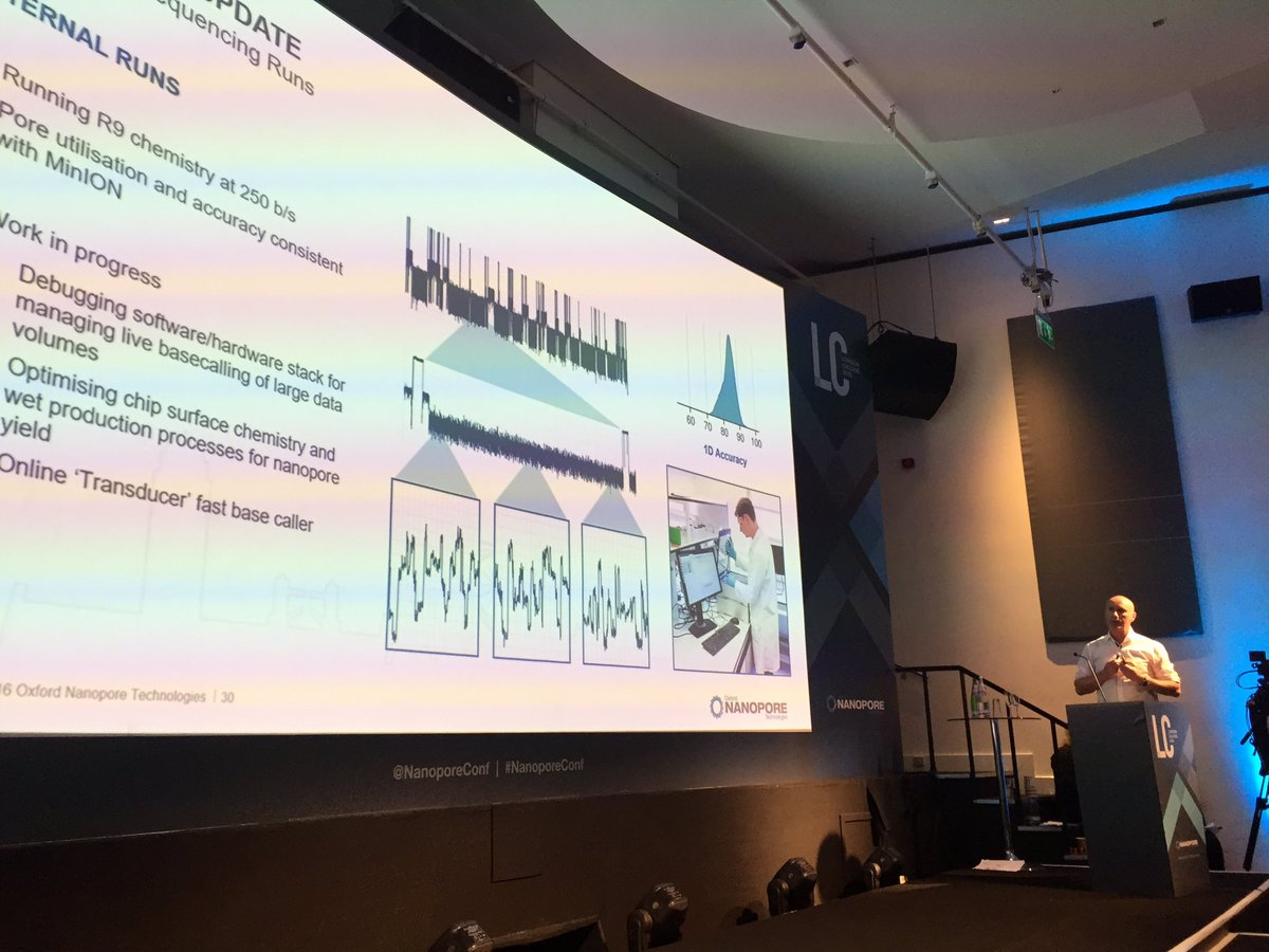 CB- first PromethION shipped recently but here is some internal data #nanoporeconf https://t.co/grZxLWH5dj