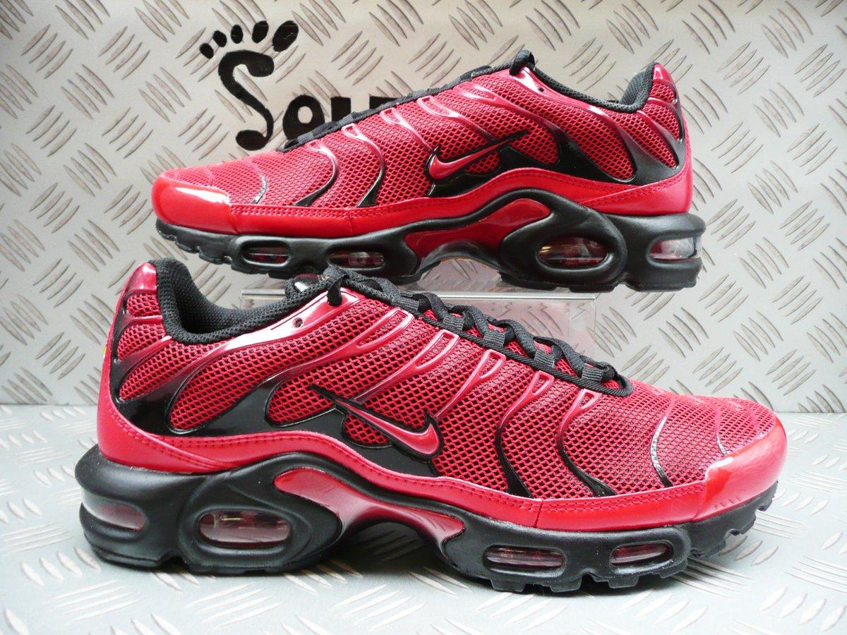 ad24c67366 Nike Men's Air Max Plus Tuned 1 TN Diablo Red/Black 604133 660 #NIKE #Tuned1  #TN #AirMaxpic.twitter.com/AMyRvAo0q7